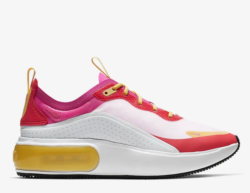 Nike air max dia se dames sneakers witroze vind je in Sneakerstad
