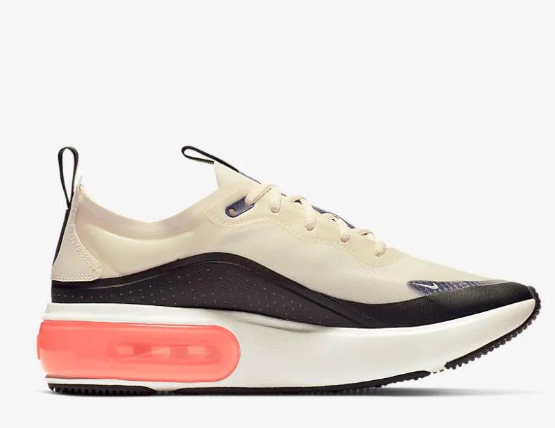Nike air max dia se dames sneakers witzwart vind je in