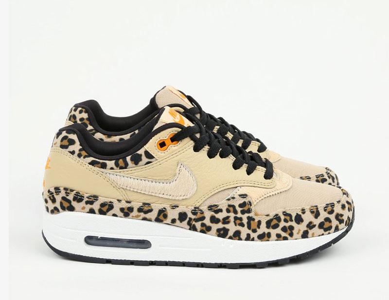 nike air max 1 dames leopard