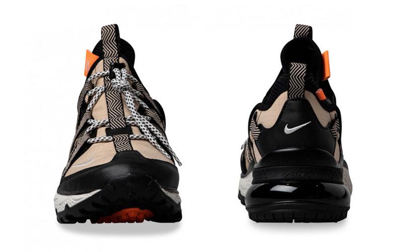 Nike air max 270 bowfin sneakers beigezwart vind je in Sneakerstad