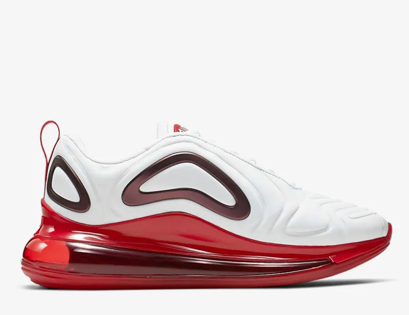 b431e1236b2 Nike air max 720 se dames sneakers rood/wit vind je in Sneakerstad