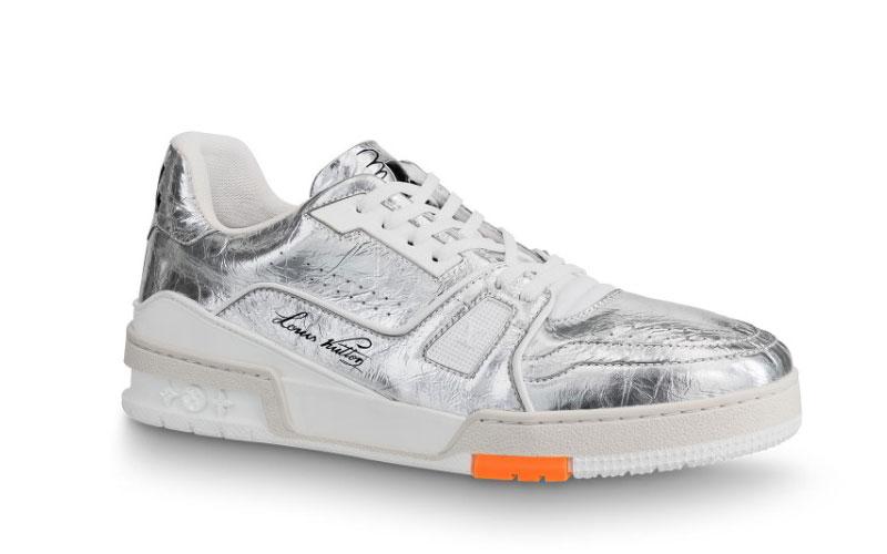 new collection discount online store Louis Vuitton lv trainers sneakers zilver - Vind je in Sneakerstad