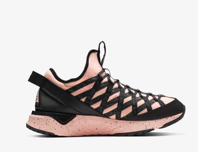 Nike acg react terra gobe sneakers rozezwart vind je in Sneakerstad