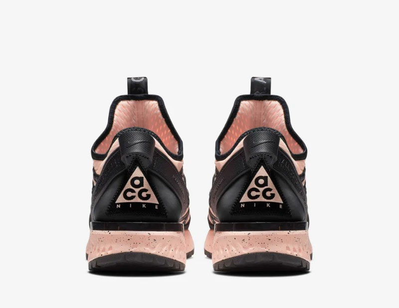 Nike acg react terra gobe sneakers rozezwart vind je in