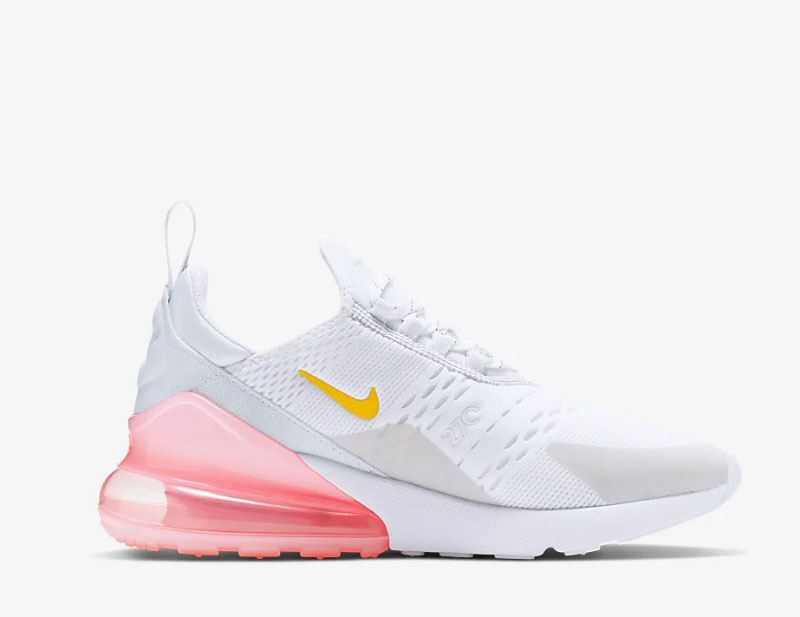 Nike air max 270 dames sneakers witroze