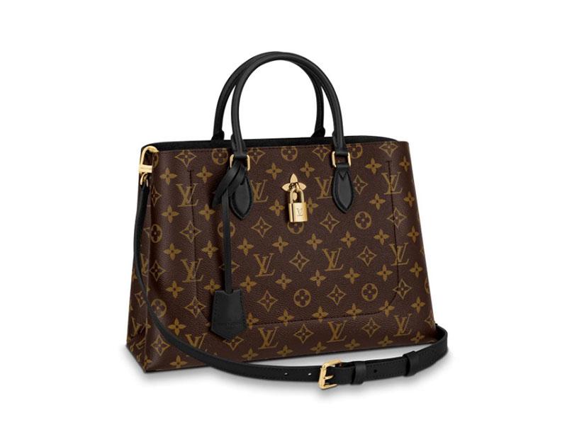 Wonderbaar Louis Vuitton flower tote tas bruin/zwart - Vind je in Sneakerstad UA-89