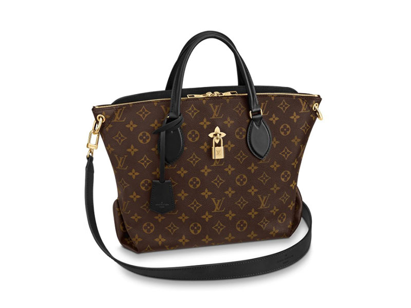 Goede Louis Vuitton flower zipped mm tas bruin/zwart - Vind je in YF-03
