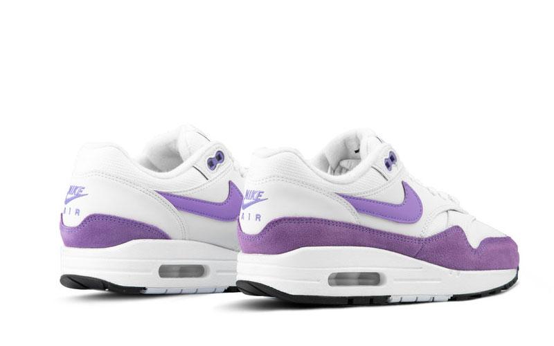Nike air max 1 dames sneakers witpaars vind je in Sneakerstad