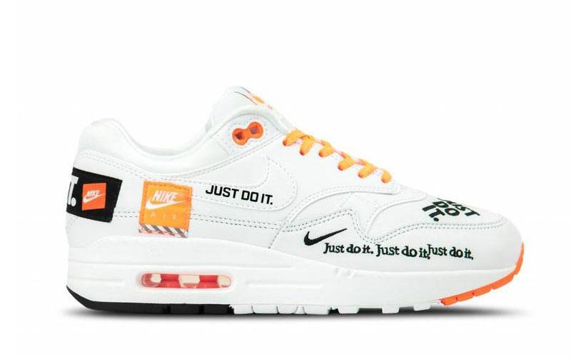 Nike air max 1 lux sneakers wit vind je in Sneakerstad