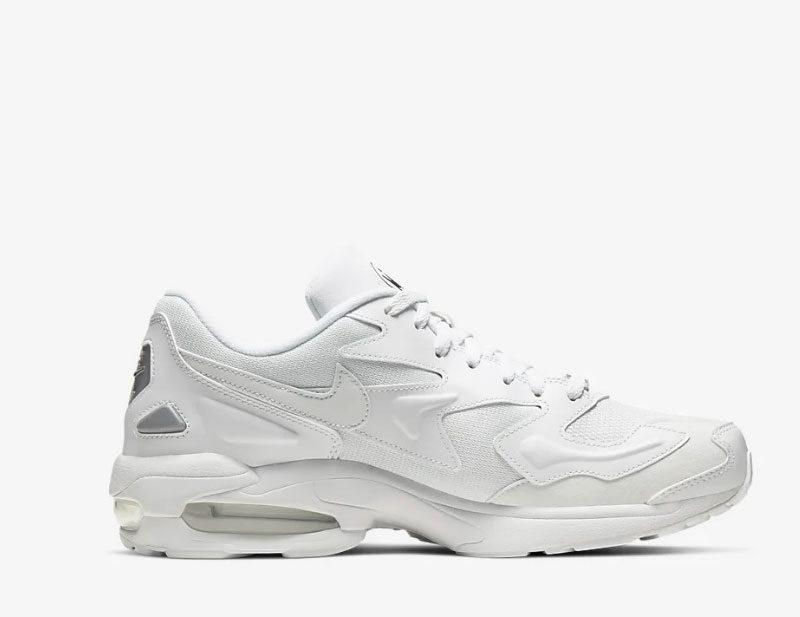 Nike Air Max 2 light heren sneakers wit