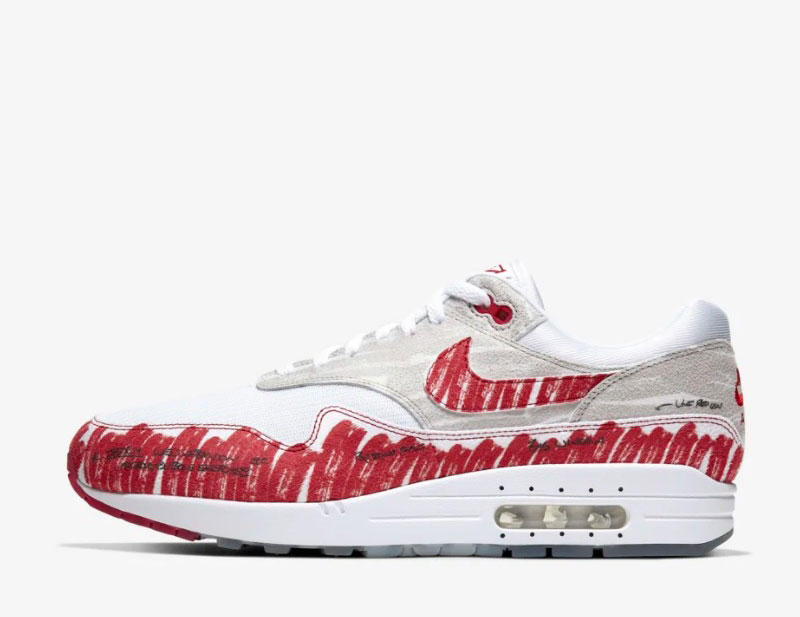 nike air max one rood