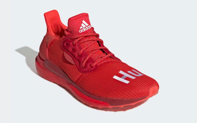 adidas schoenen rood