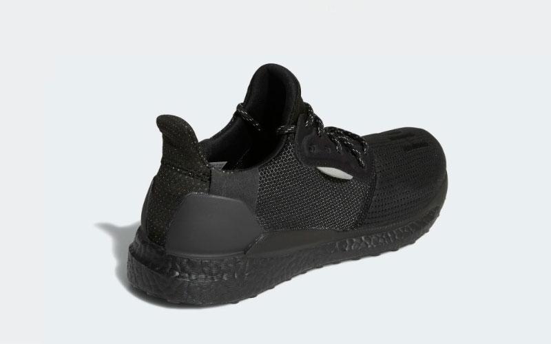 Adidas Pharrell Williams x solar hu prd sneakers zwart
