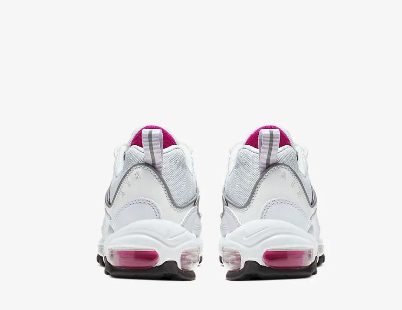 Nike air max 98 dames sneakers witpaars 01 vind je in Sneakerstad