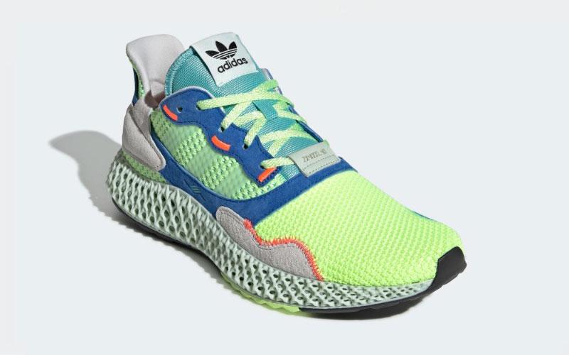 adidas zx 4000 blauw