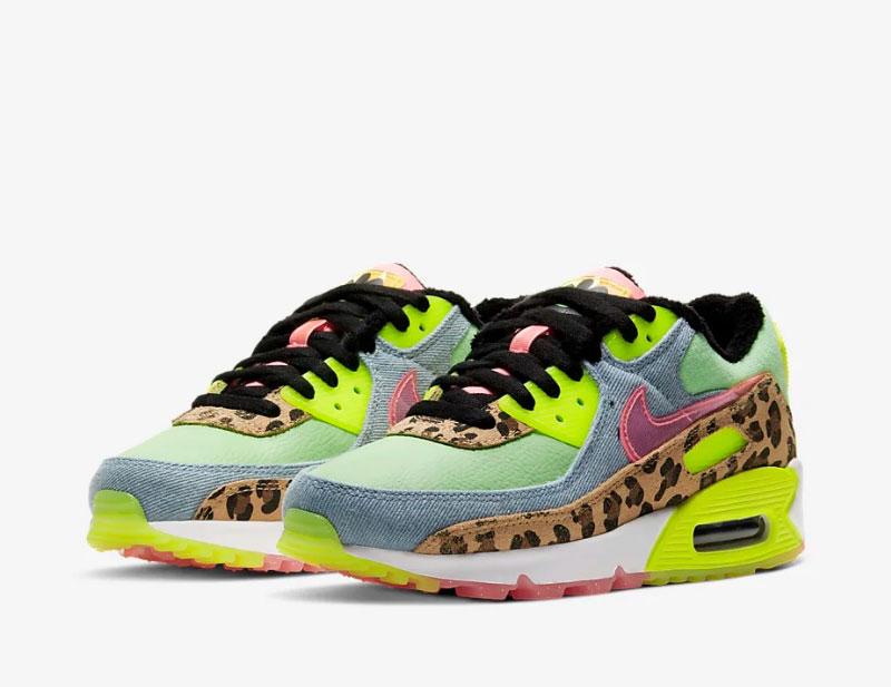 De Nike Air Max 90 LX