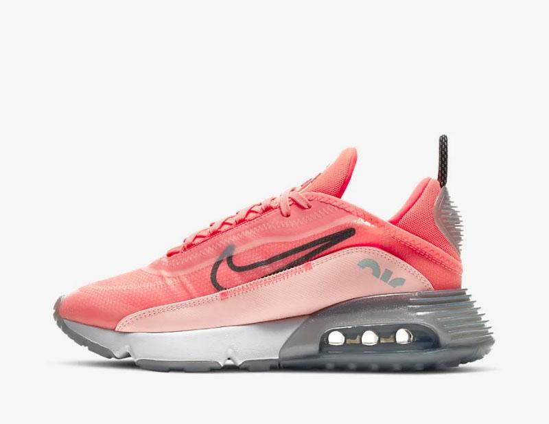 Nike air max 2090 dames sneakers roze