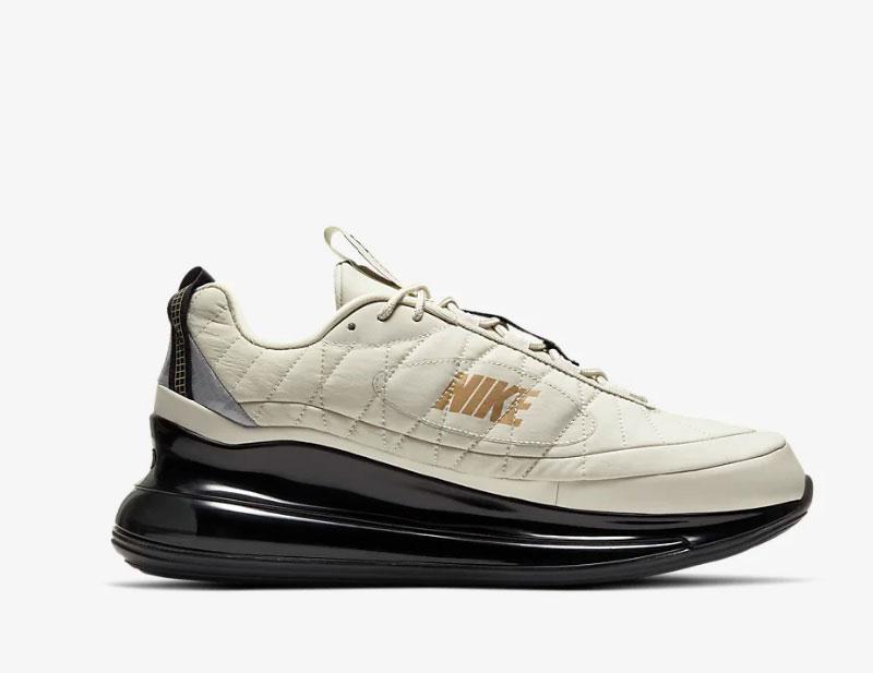 Nike mx 720 818 heren sneakers beige
